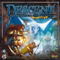 2014 im Sortiment des Heidelberger Spieleverlags: Descent 2