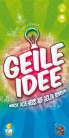 2014 im Sortiment des Heidelberger Spieleverlags: Geile Idee